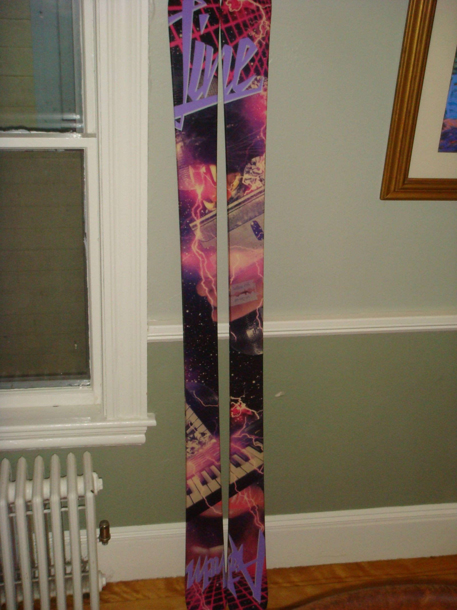 This years skis