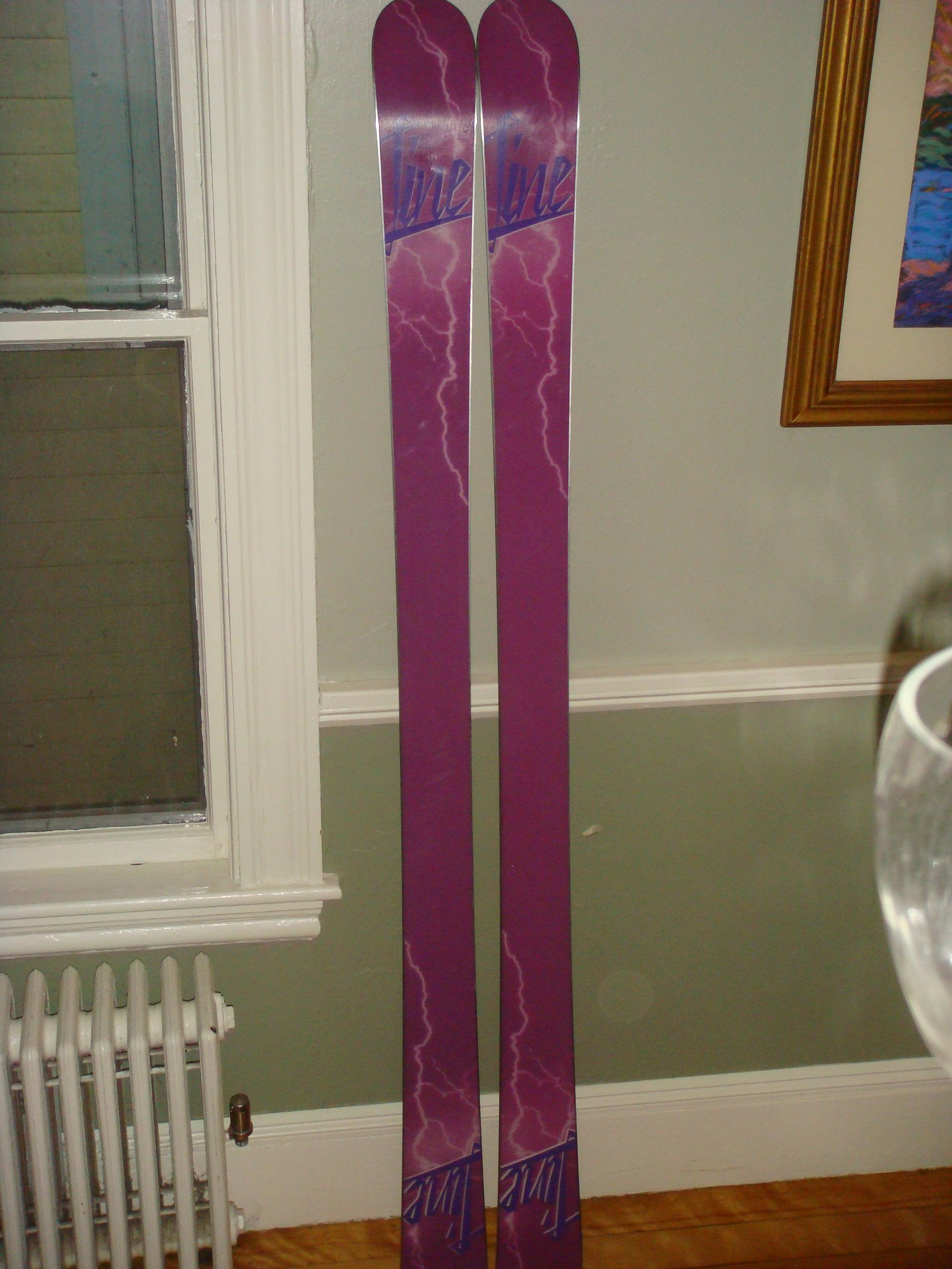New skis numero dos (base)