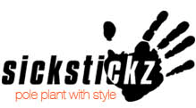 Sick Stickz Fo Life