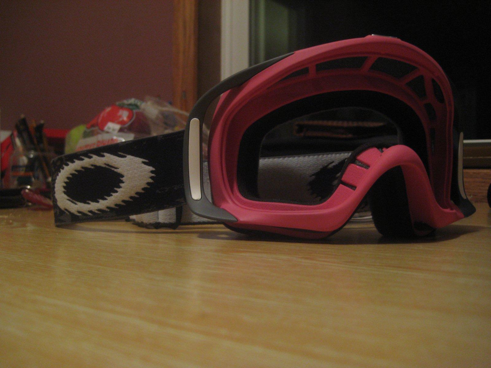 Pink cbars