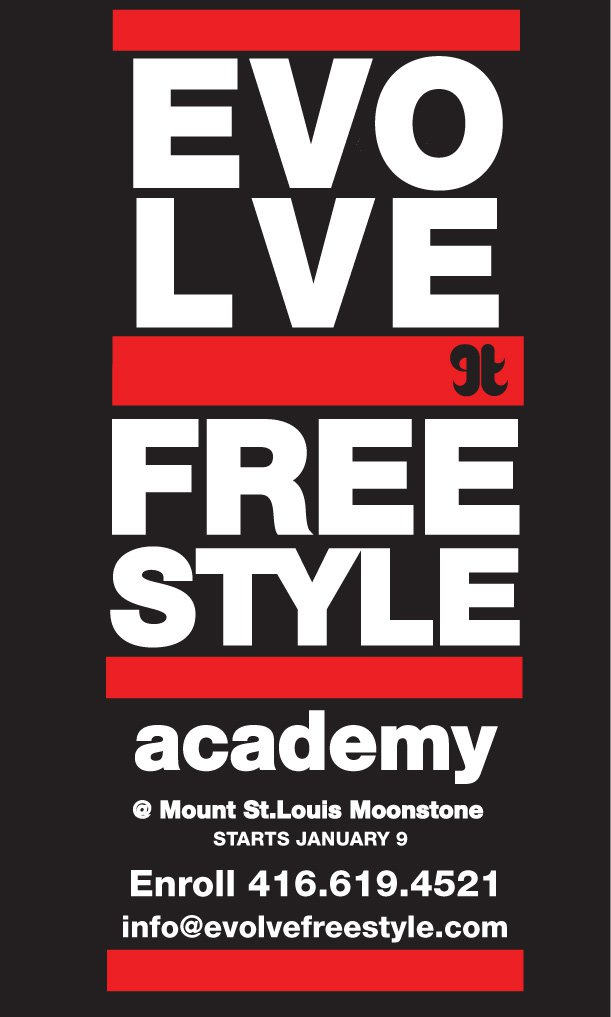 Evolve Freestyle @ Mount St. Louis Moonstone