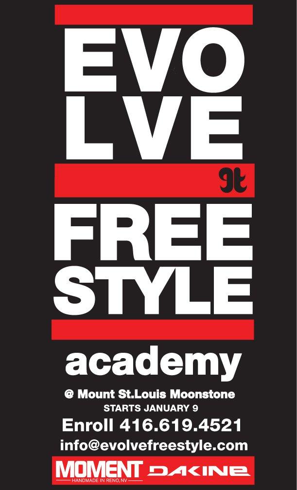 Evolve Freestyle Academy