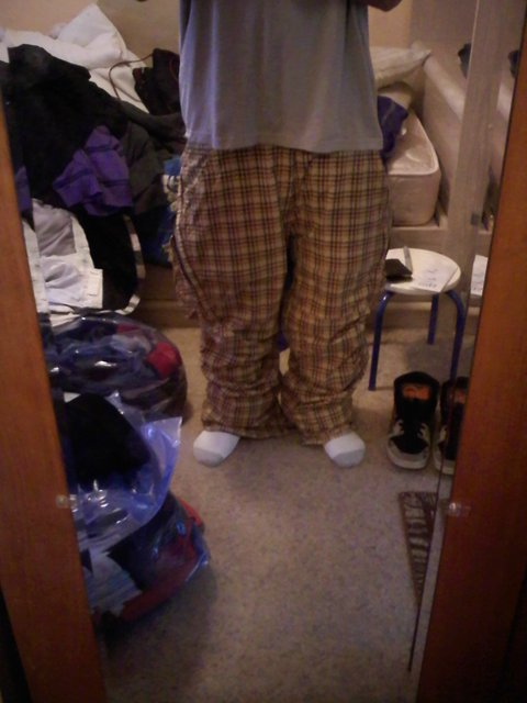 Burton ronin pants