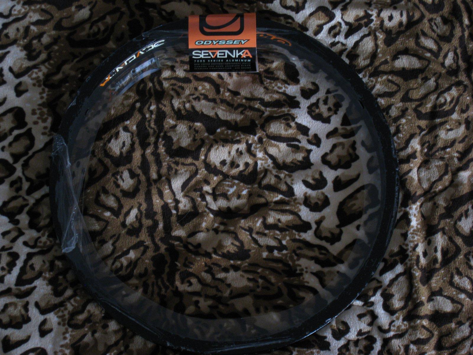 BMX odyssey 7K-A rim for sale