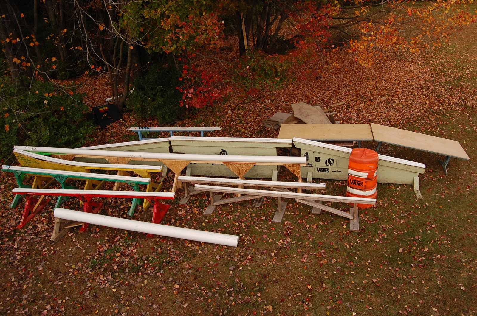 Jib materials 2010