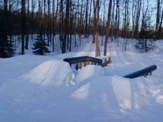 Backyard Rails