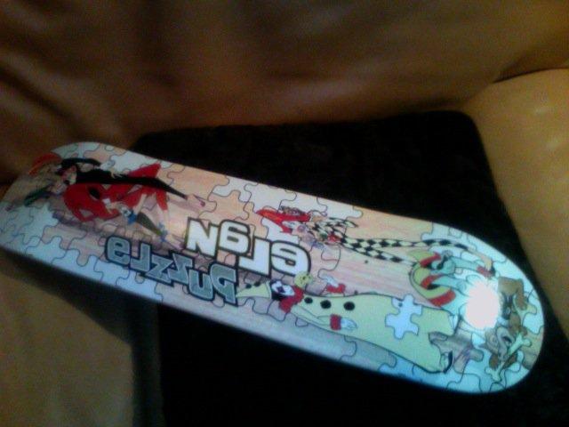 Elan Skate deck