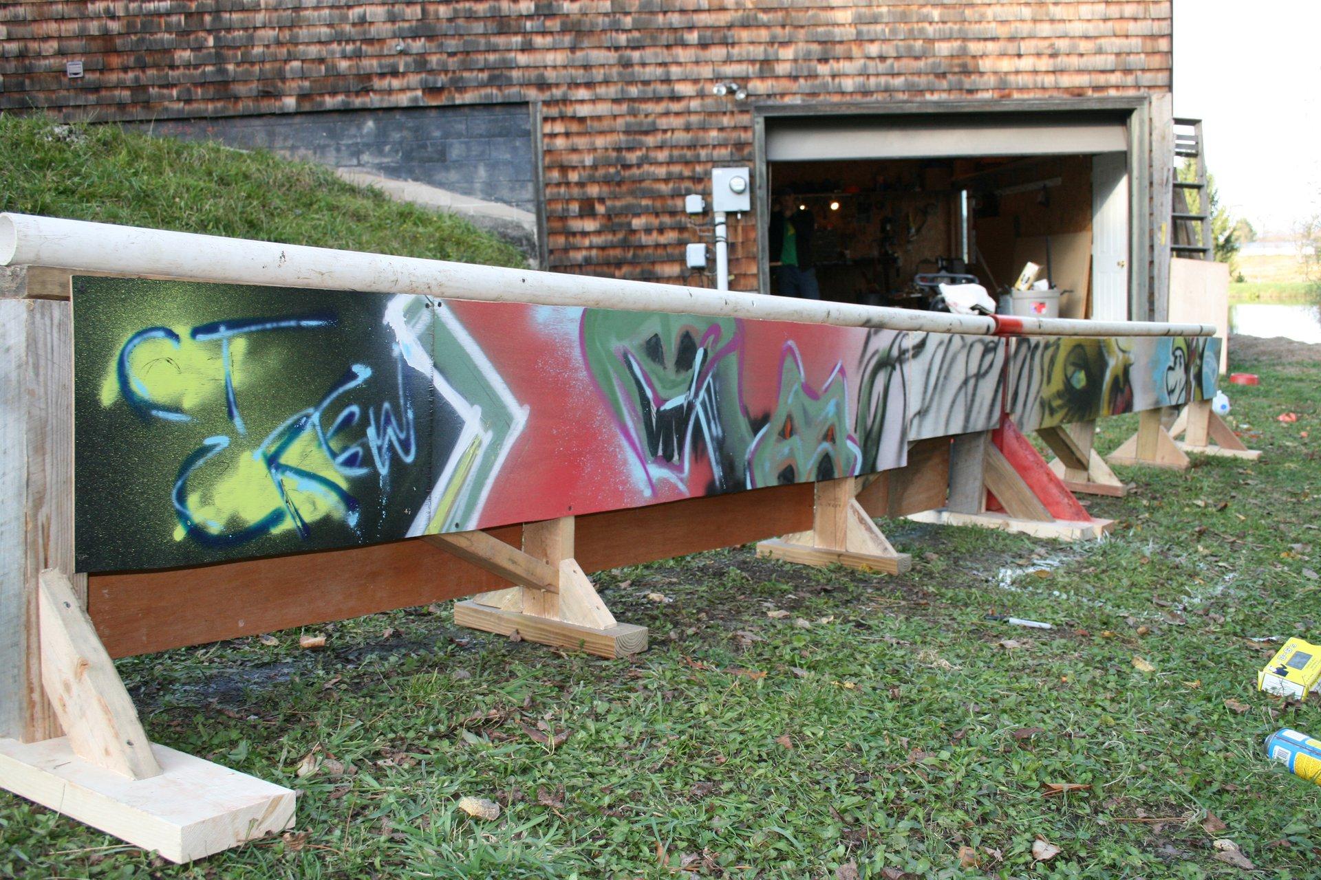 Dope rail 1