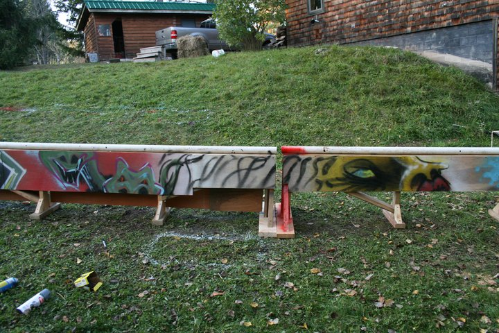 Dope rail 2