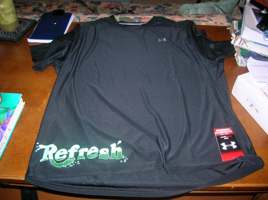 Refresh t