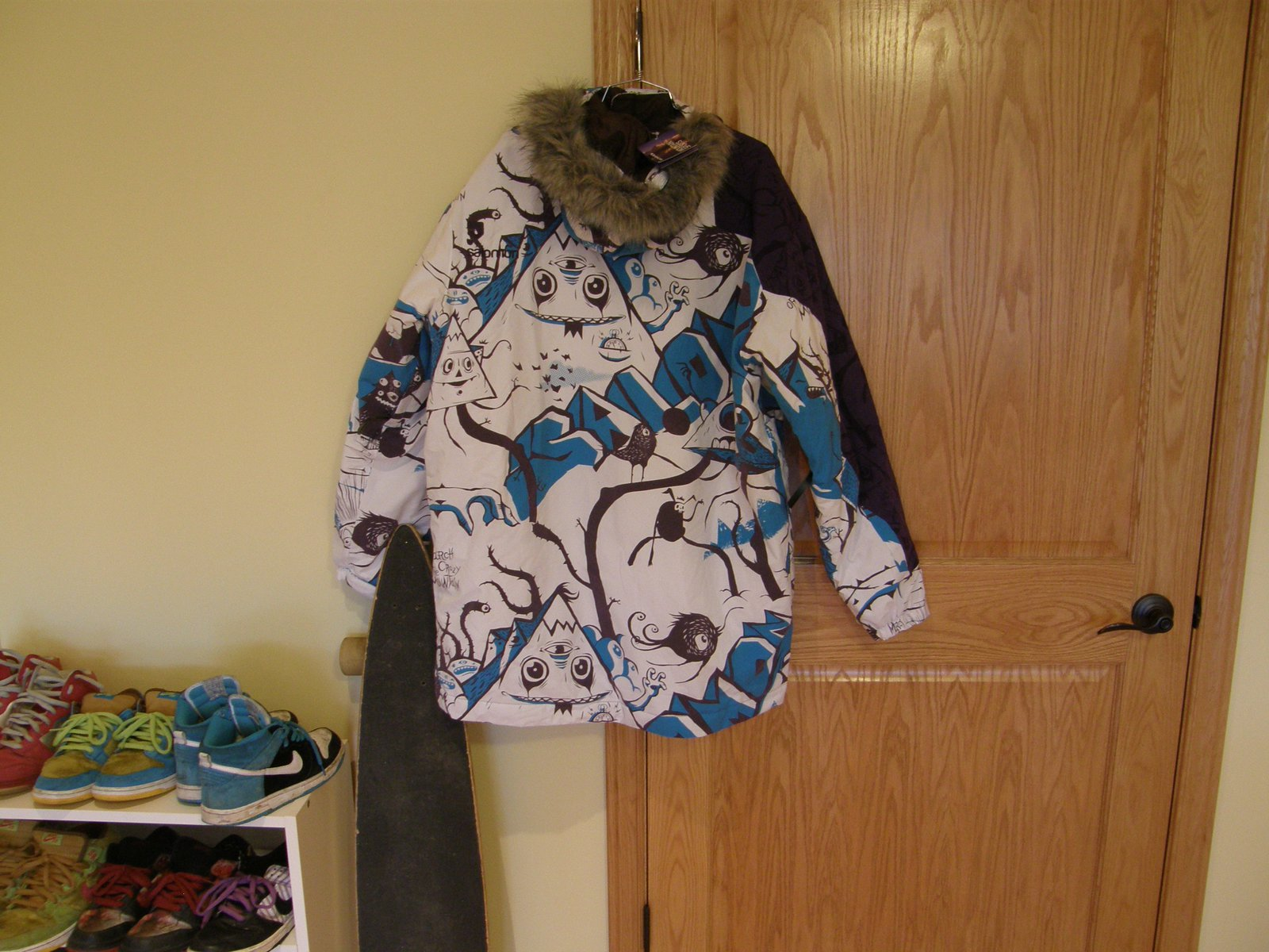 Magic Jacket for sale