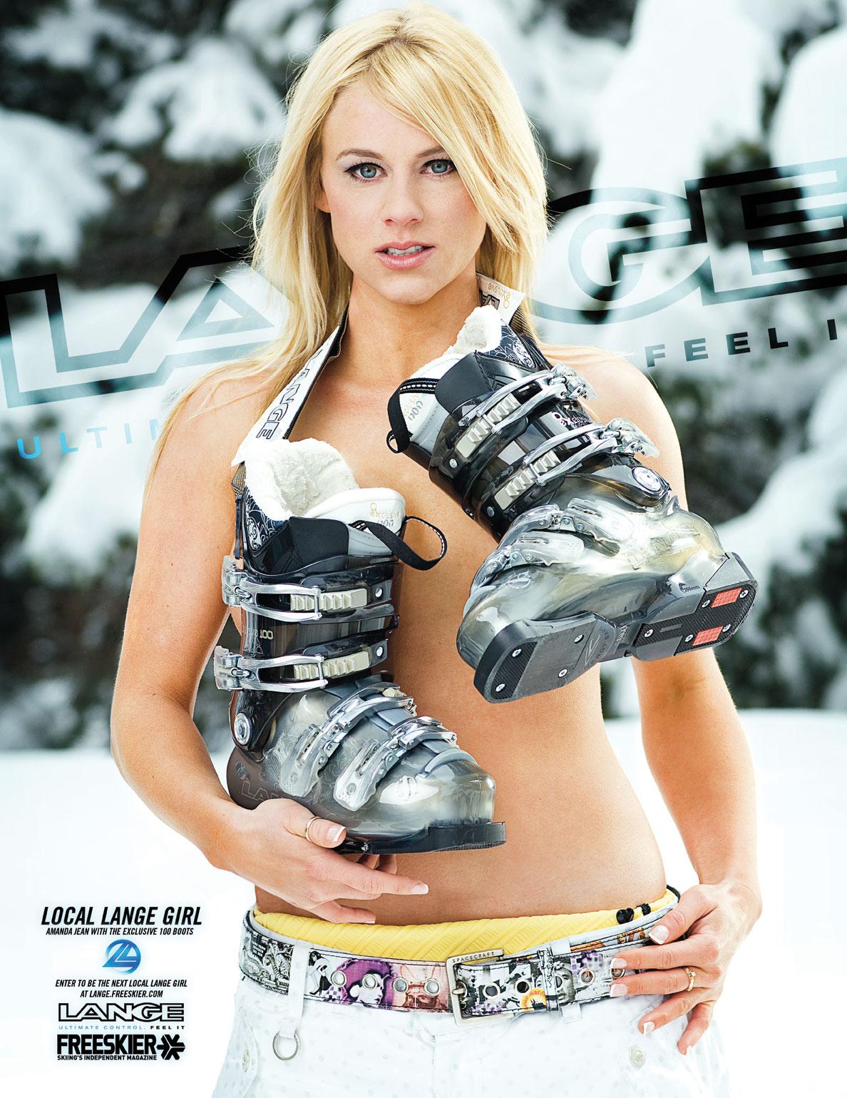 2009 Lange Girl Amanda Jean