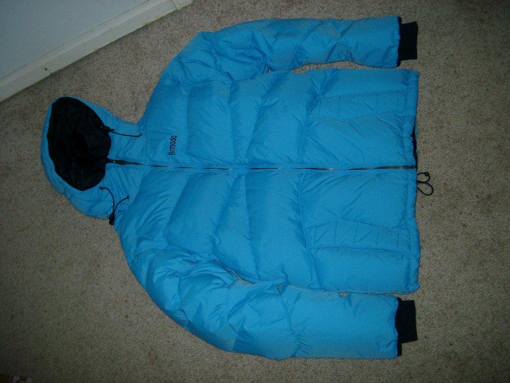 Armada jacket - front