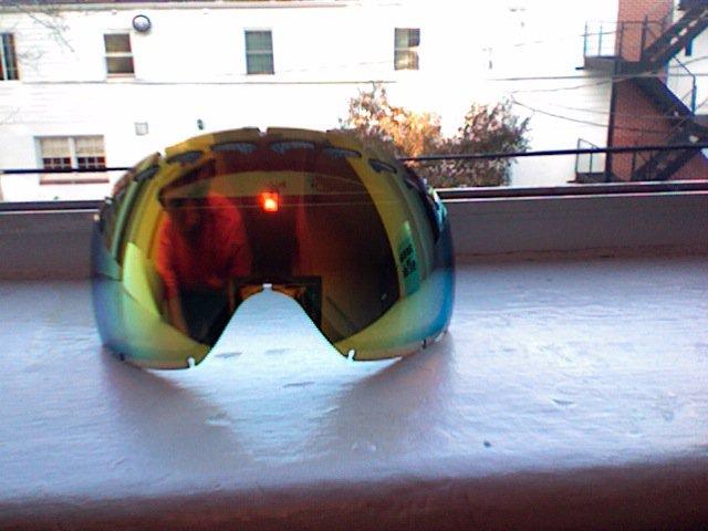 Brand New Fire Crowbar Lens
