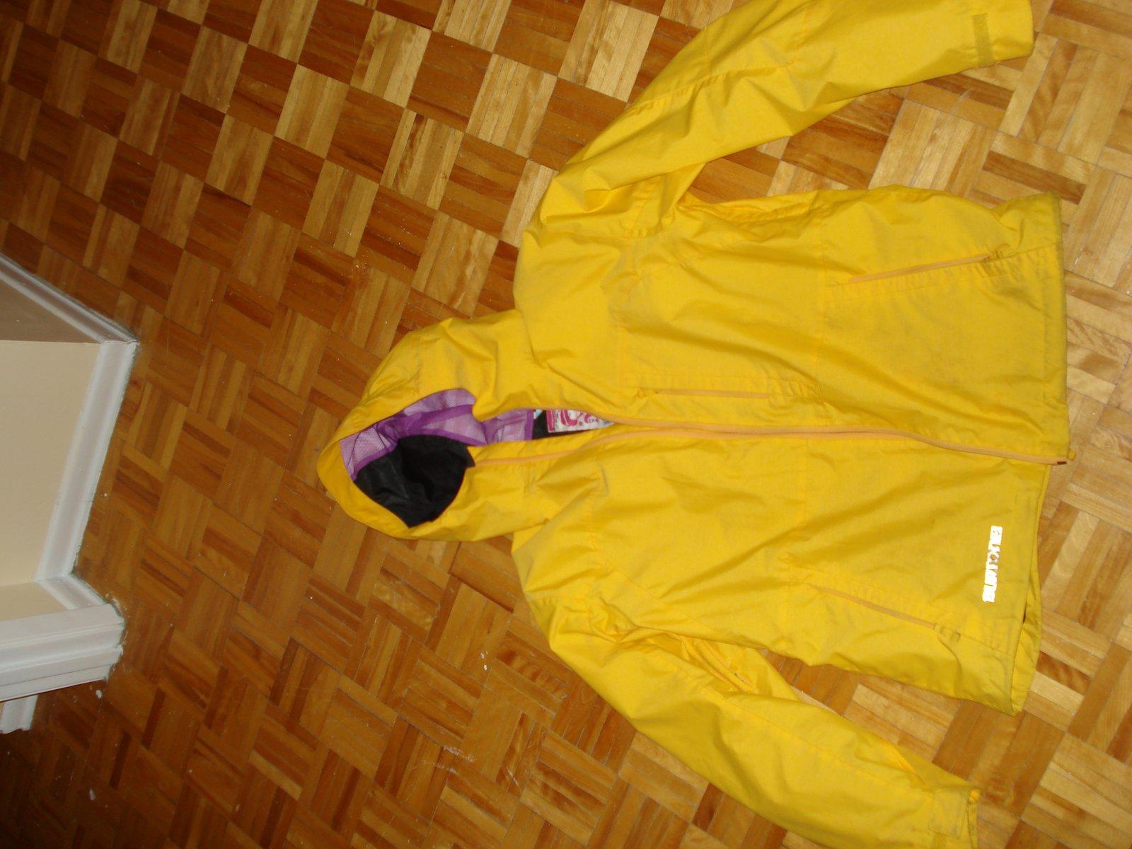 Burton jacket 2