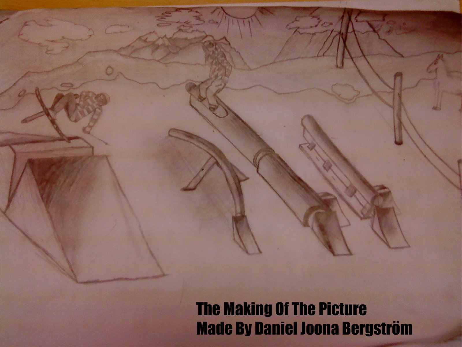 The making of the Picture
