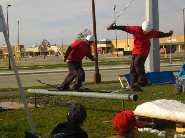 Flying Penguin Jib Fest '09