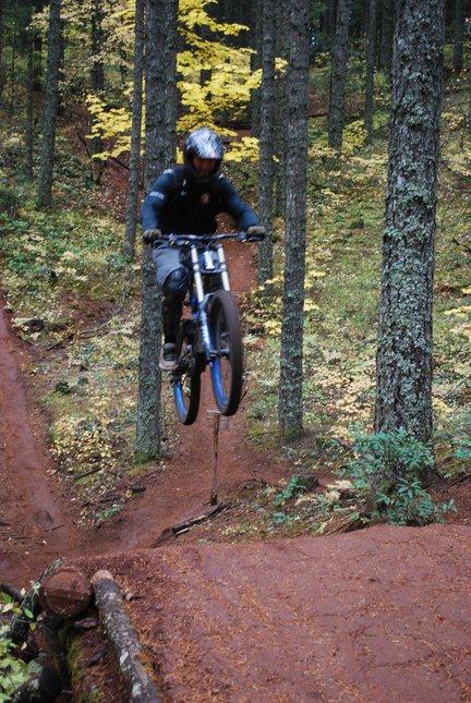 FR at Post Canyon