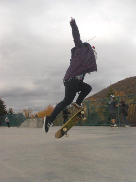 Epic skateboarding stokage