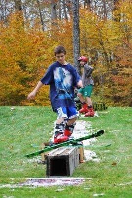 Pre Season Skiing October