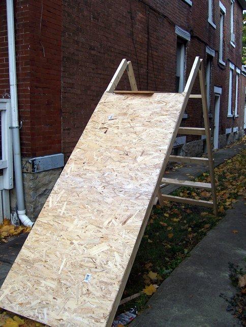 Sideyard Set up