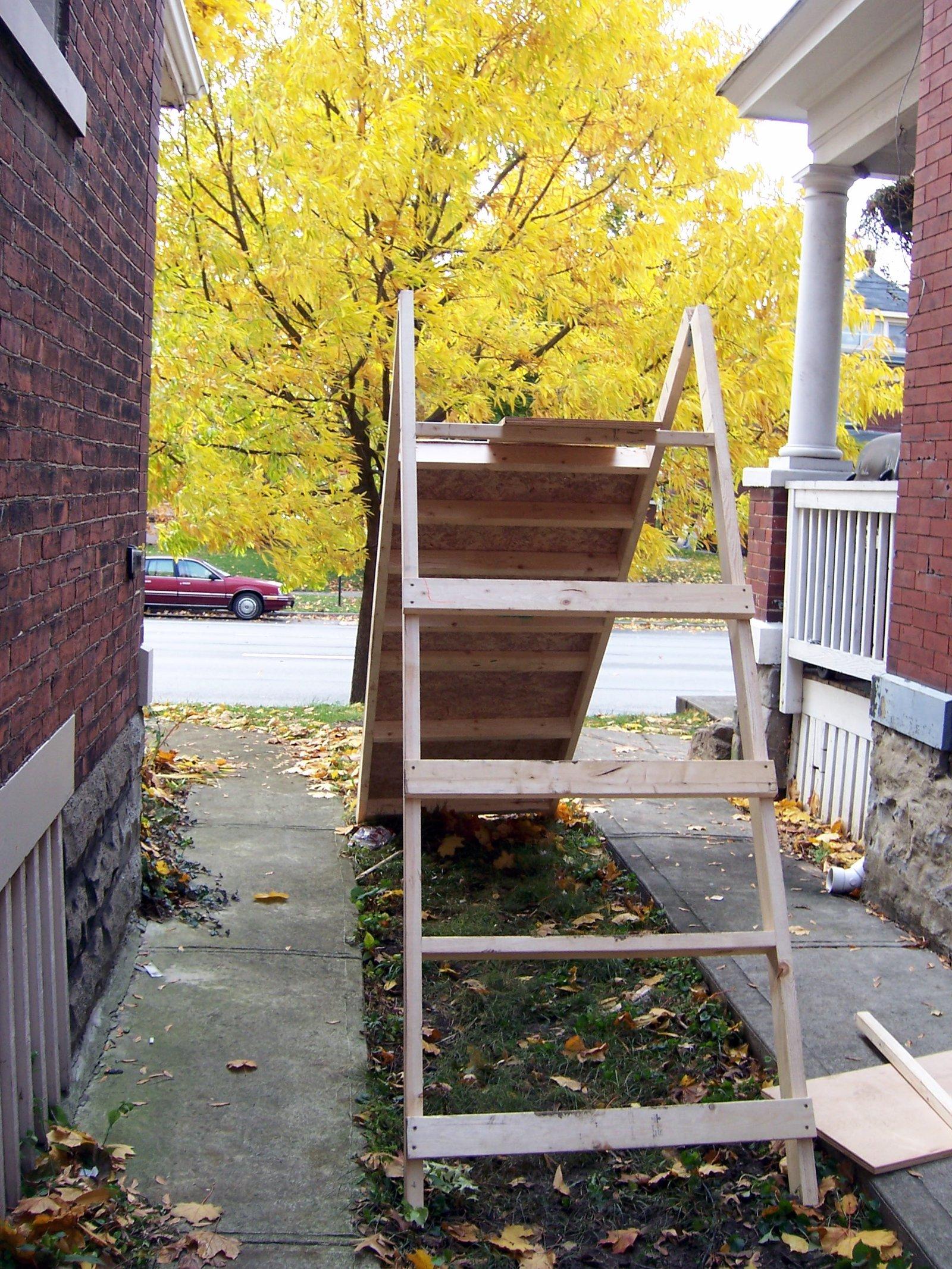 Sideyard Set up 2