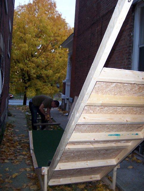 Sideyard Set up 7