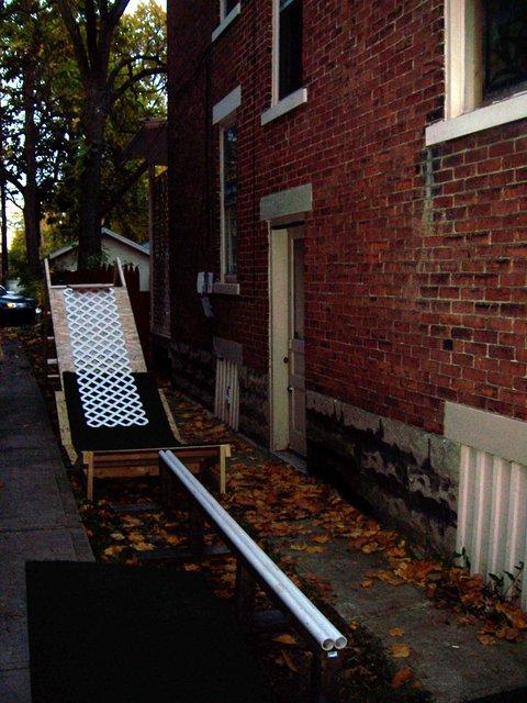 Sideyard Set up 9