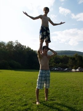 Basing a two-high