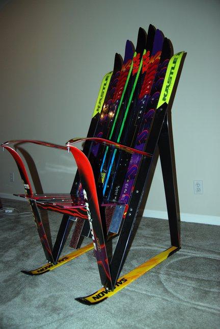 Ski chair.....