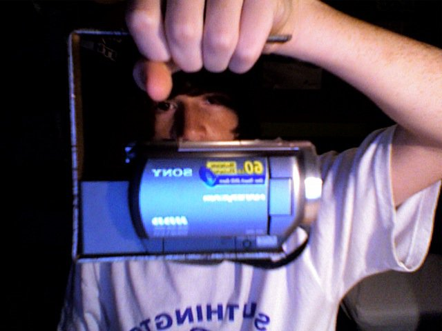 Camera handle