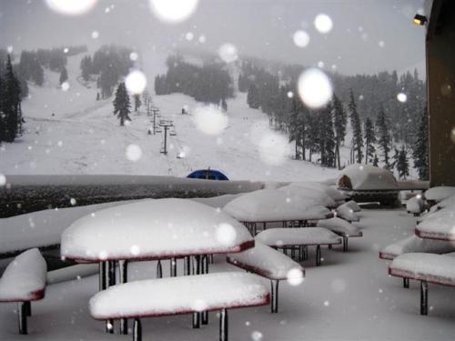 PRE SEASON SNOW!!!!!