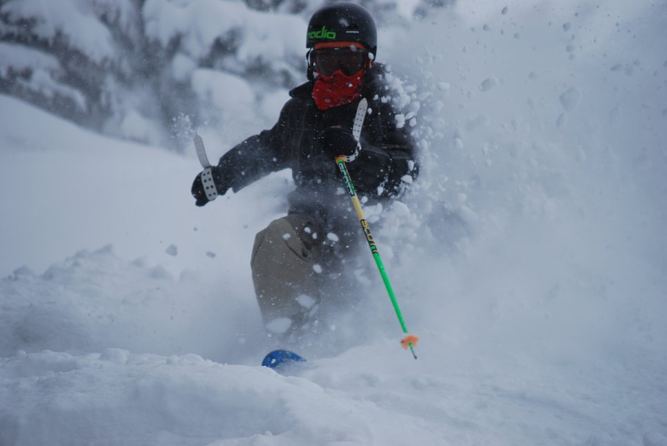 Shred pow