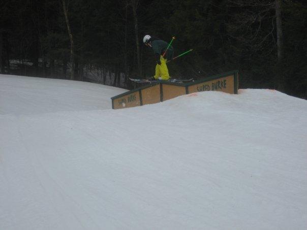 Burke rail