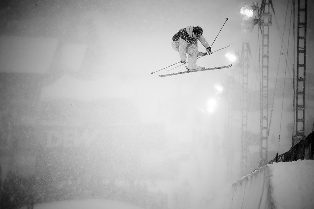 Mike Riddle @ Dew Tour