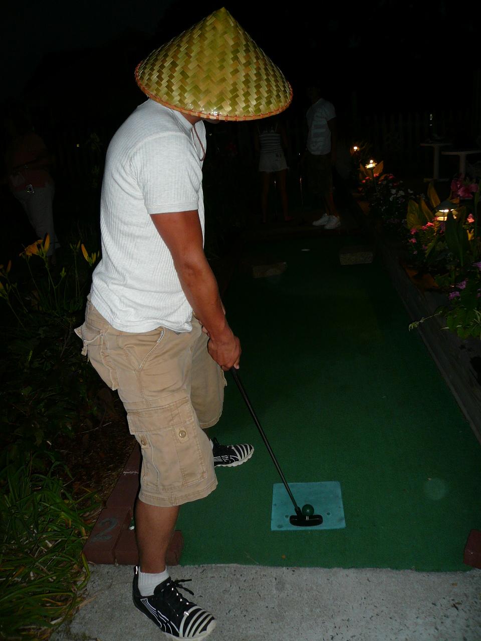 Vietnamese mini golf