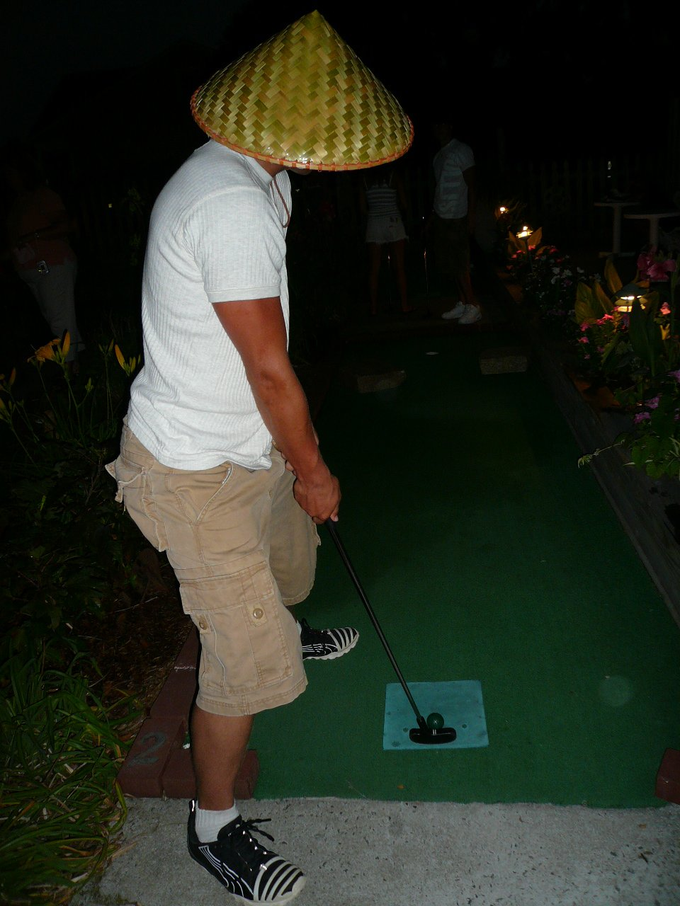 Vietnamese mini golf