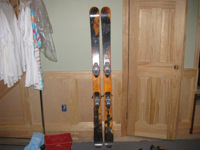 My skis