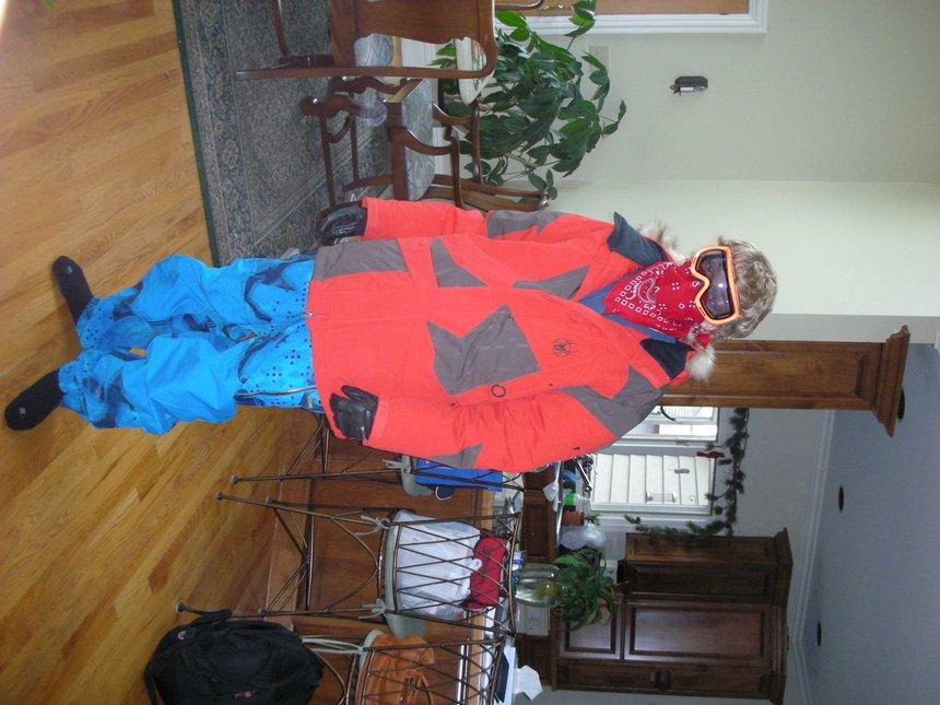 2009/2010 Outerwear