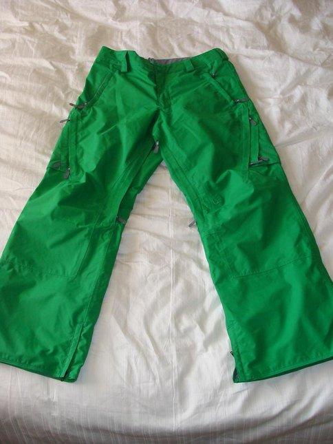 Burton Idiom 2L Pant 08/09 - Green Size Large