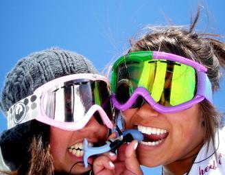 Snow friends are best friends