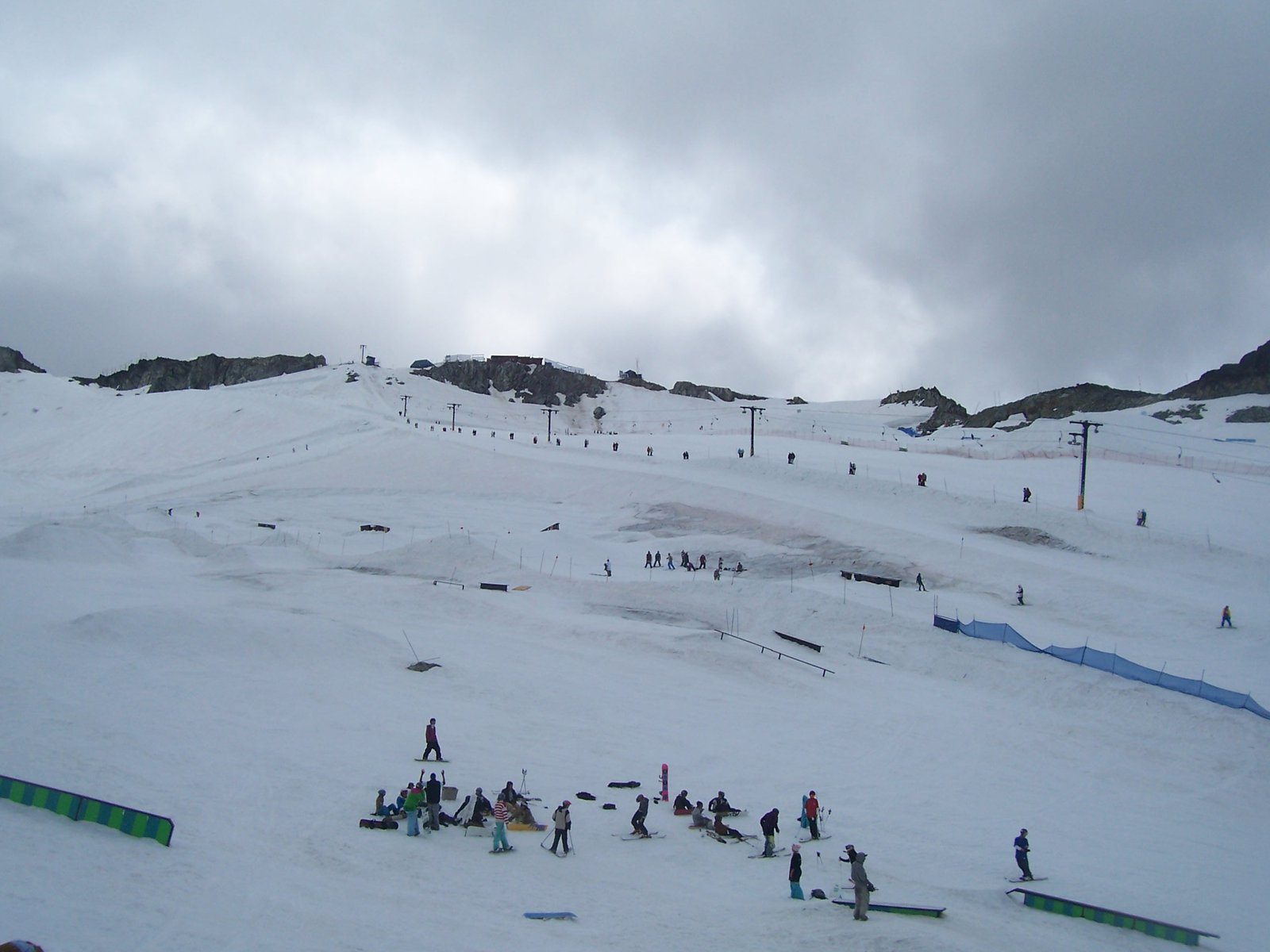 Dave murray summer ski