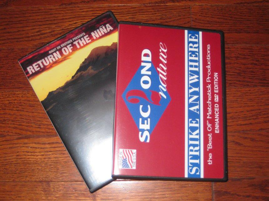 Free ski DVD's
