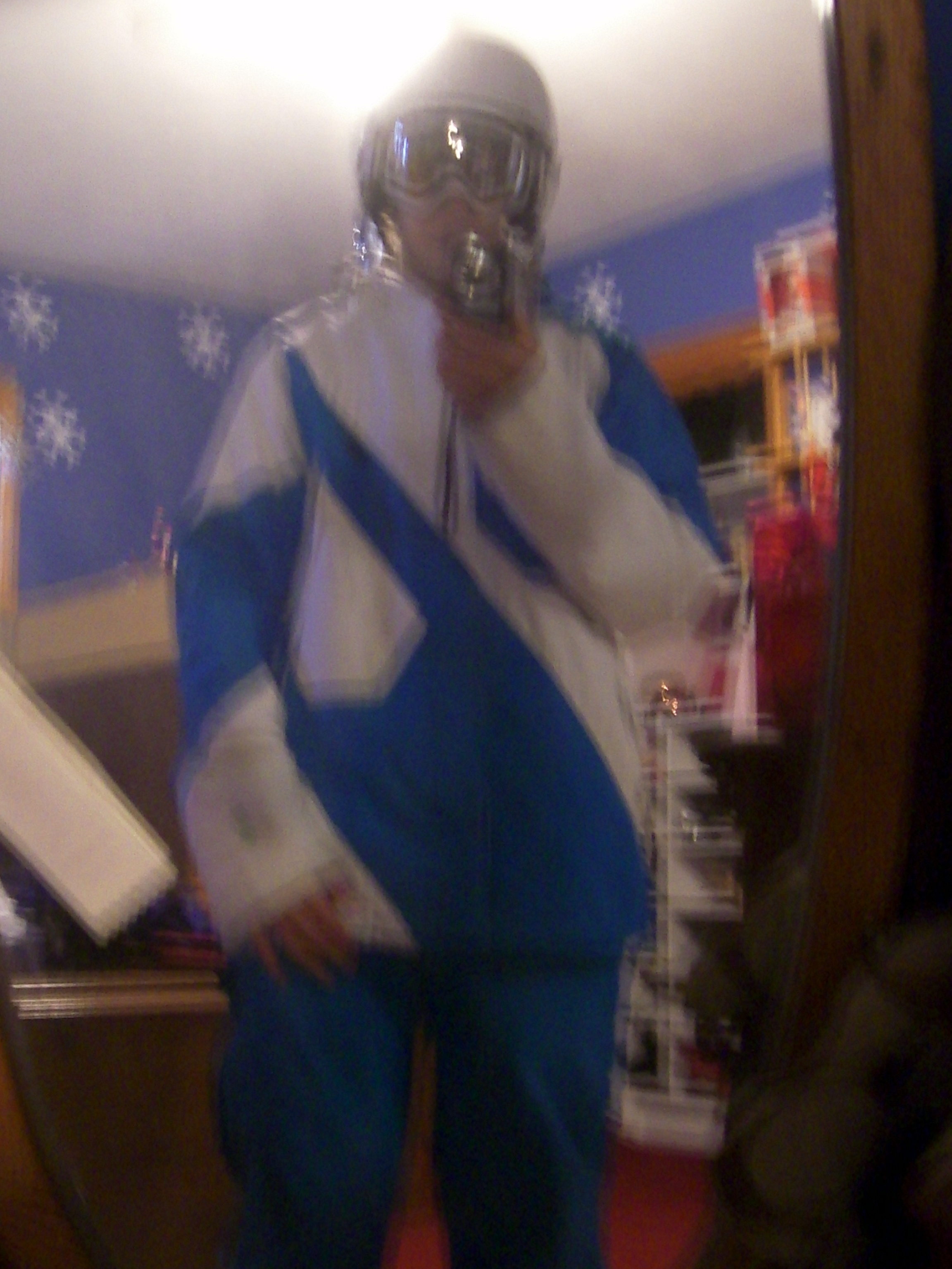 Me and my tj orage suit
