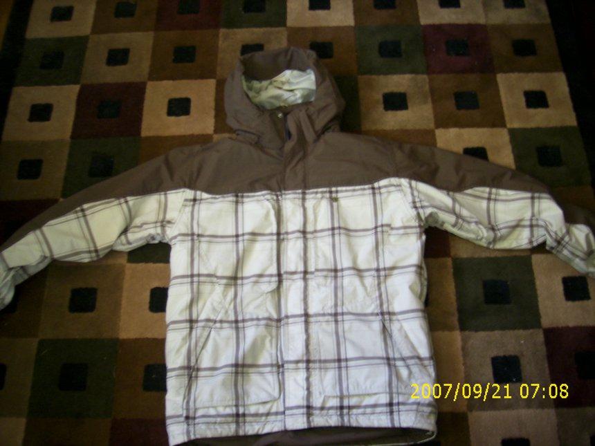 Ripzone jacket