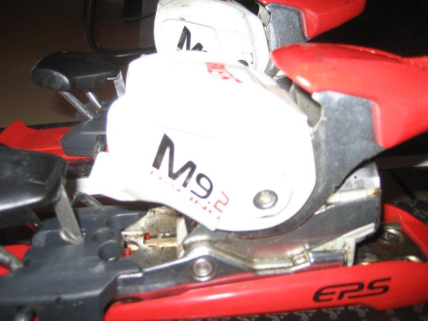 Marker 9.2's (rear)