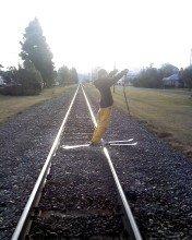 On rails!!! YAY