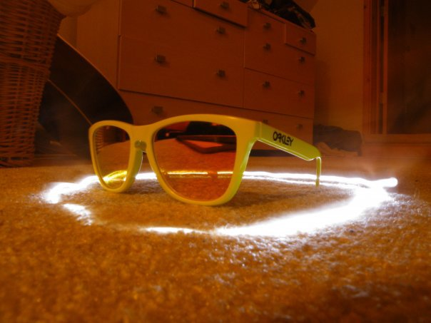 My long lost frogskins