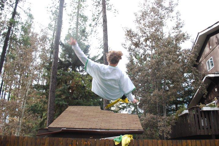 Shmow trampoline skis - 2 of 11