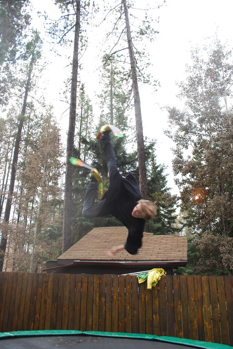 Shmow trampoline skis - 4 of 11